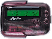 Side-read Numeric Pager